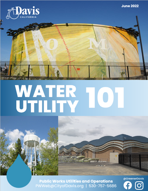 Water Utility 101 graphic