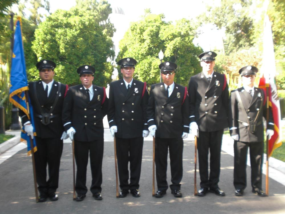 Davis Fire Honor Guard