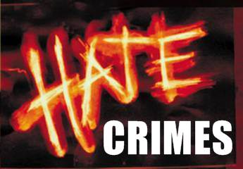 the issue of hate crimes in society