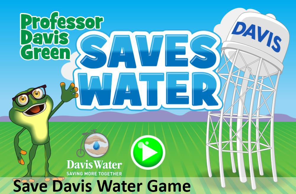 SaveDavisWater Game