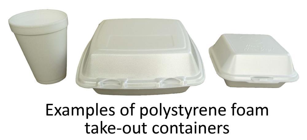 Polystyrene example