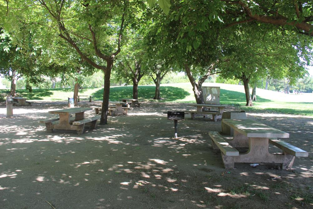 Community Park - Shade Arbor Picnic Area (Large Group)#2