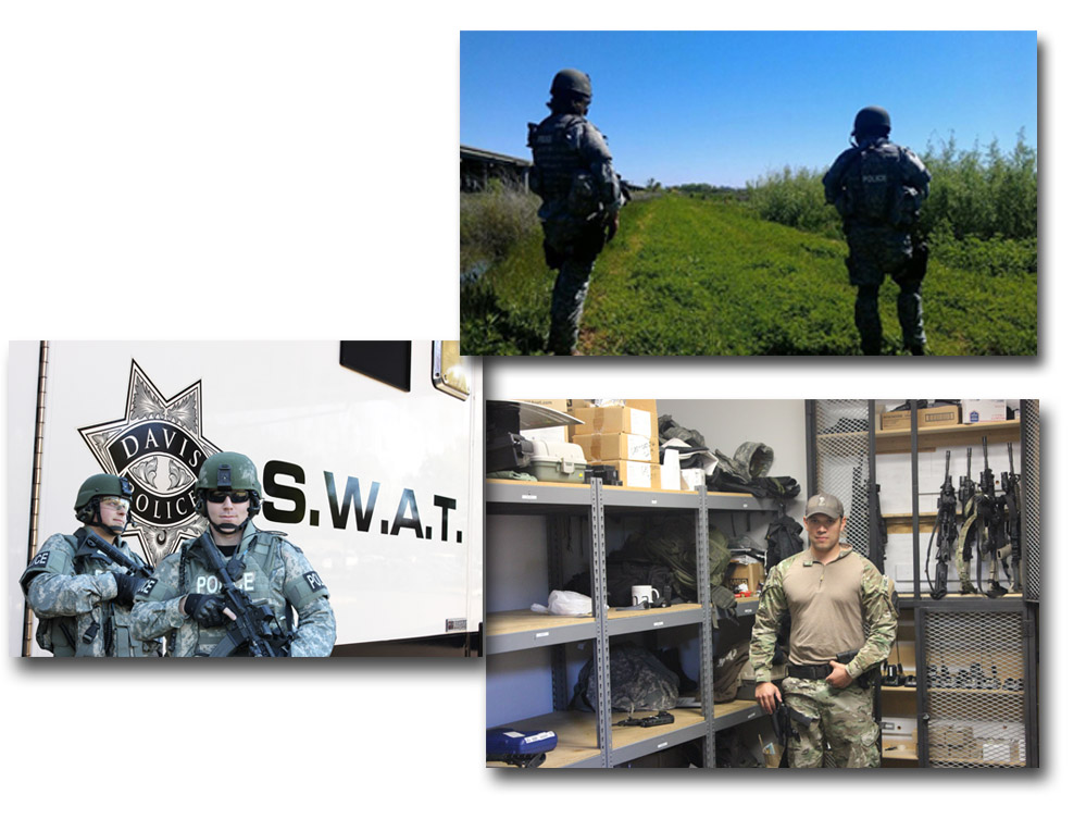 Swat Collage
