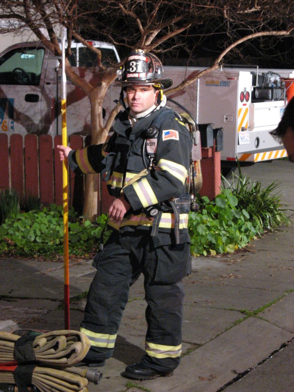 Davis Fireman