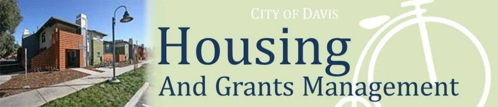 Housing and Grants Management Banner