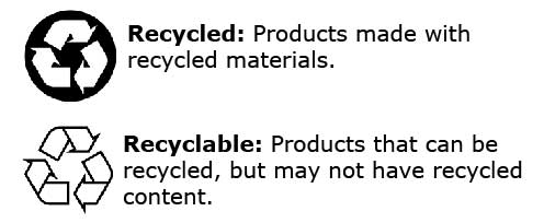 recycled-vs-recyclable