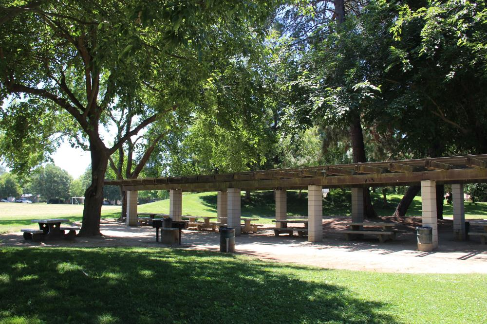Pioneer Park - Picnic Area (Large Group) #4
