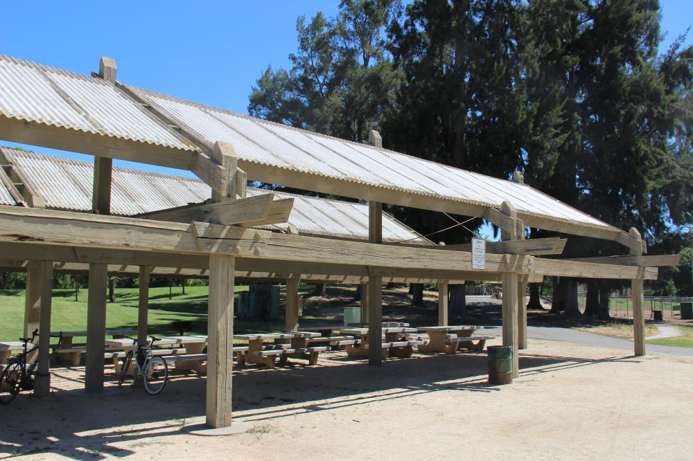 Community Park - Solar Panels Picnic Area(2)