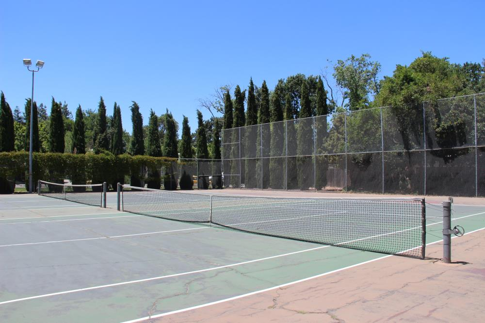 Chestnut Park - Tennis Courts(1)