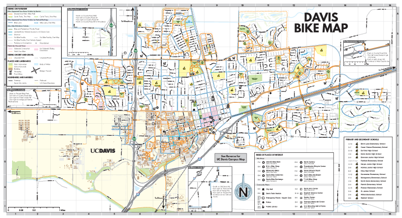 Bike Map and Suggested Routes to Maps | City of Davis, CA Uc Davis Campus Map Printable on california map with cities printable, ucsb campus map printable, uc davis map.pdf, uc davis library map, uc davis sacramento map, uc davis veterinary school, cornell campus map printable, university of washington campus map printable, uc davis quad map, uc davis location city, uc davis interactive map, purdue campus map printable, hofstra campus map printable, uc davis parking, oklahoma state campus map printable, uc berkeley campus map printable, uc davis map google, cal poly pomona campus map printable, uc davis arboretum map, texas a&m campus map printable,