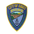 City of Davis Police Department Patch