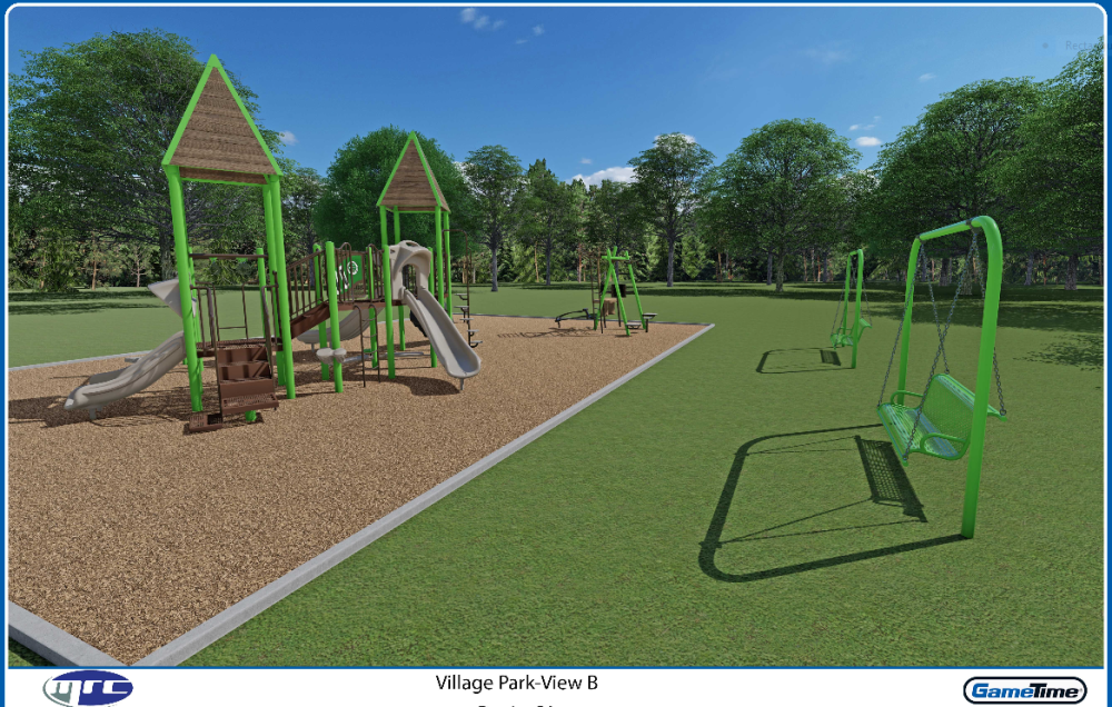 VillageParkFinalRenderingView2 12.13.19
