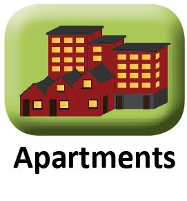 apartments small button